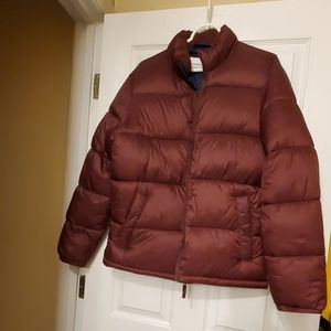 Old Navy Mens Puffer Jacket